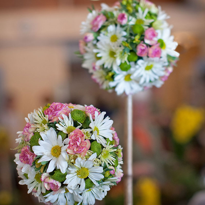 Flower Design Sample Photos learned at the Schools of ...
