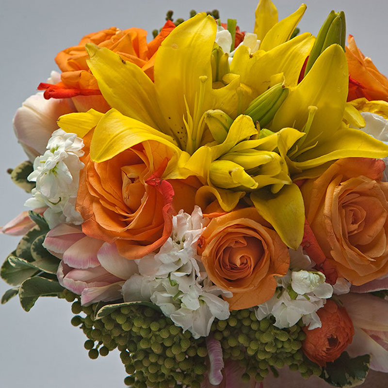 Flower Arrangement Course: Flower Design Sample Photos Learned At The Schools Of