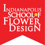 indianapolis school of flower design logo