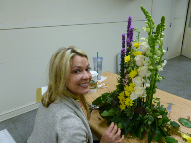 Floral Design Classes In Nyc New York School Of Flower Design