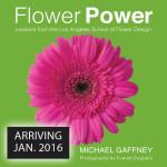 Flower Power book arrives in Jan.