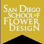 san-diego--school-of-flower-design-flag-logo