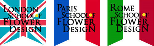 london, paris and rome school of flower design