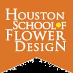 Houston school of flower design logo