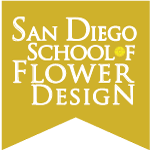 san-diego--school-of-flower-design-flag-logo