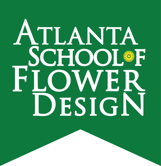 Flower design classes at the american school of flower design atlanta school of flower design logo altavistaventures Images