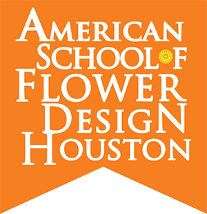 Houston school of flower design logo